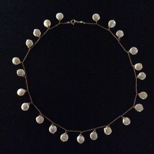 Mirta Tummino pearl necklace